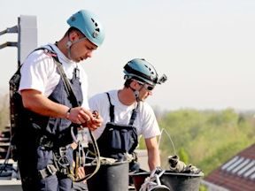 Work at heights training deadline looms