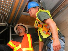 WHSC offers extensive fall line-up of working at heights training