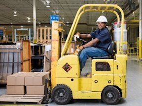CSA releases new safety standard for lift trucks