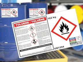 Federal government tables legislation  for new chemical labelling requirements