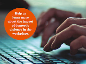 Survey to study impact of domestic violence in the workplace